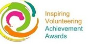 Inspiring Volunteering Achievement Award logo